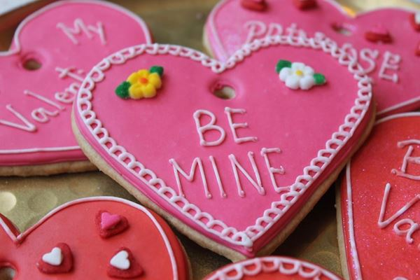 Picture of Valentines Theme Class on Sunday 17th February (12:00pm - 1:30pm)