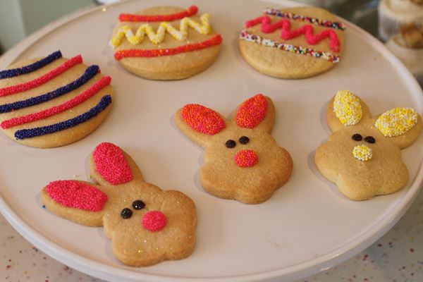 Picture of Easter Theme Class on Saturday 28th March 10-11:45am