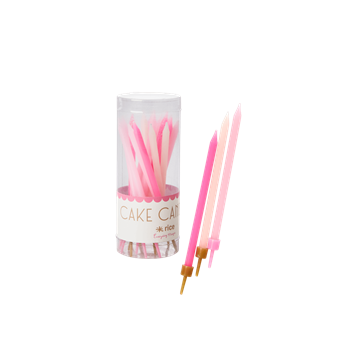 Picture of Pink Candles