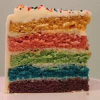 Picture of Rainbow Cake DIY kit