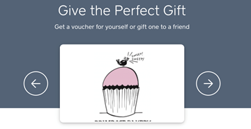 Picture of Gift Card to purchase:https://squareup.com/gift/0K6AY97R62VWD/order