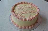 Picture of Yxng Bane & Stefflon Don presents: Lockdown Celebration Cake