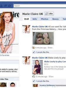 Press Release Primrose Bakery Marie Claire UK