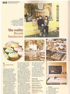 Press Release Primrose Bakery Small Business Guide