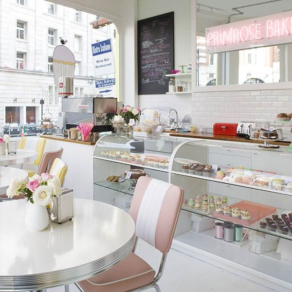 Cake Shop London Best Cupcakes In London Covent Garden Cafe
